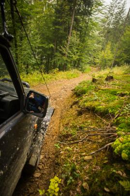 Marzy mi się off-road…