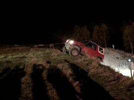 Nocne off-roadowe szaleństwo i pierwsza lekcja jazdy